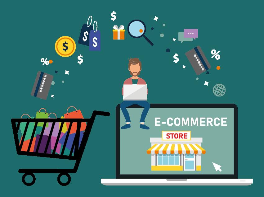 Vendita Sito E-commerce