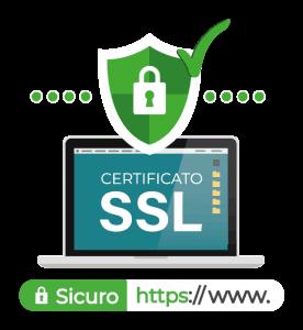 sito sicuro certificato SSL