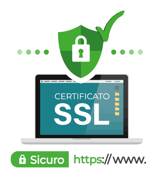 Certificato di sicurezza SSL  HTTPS