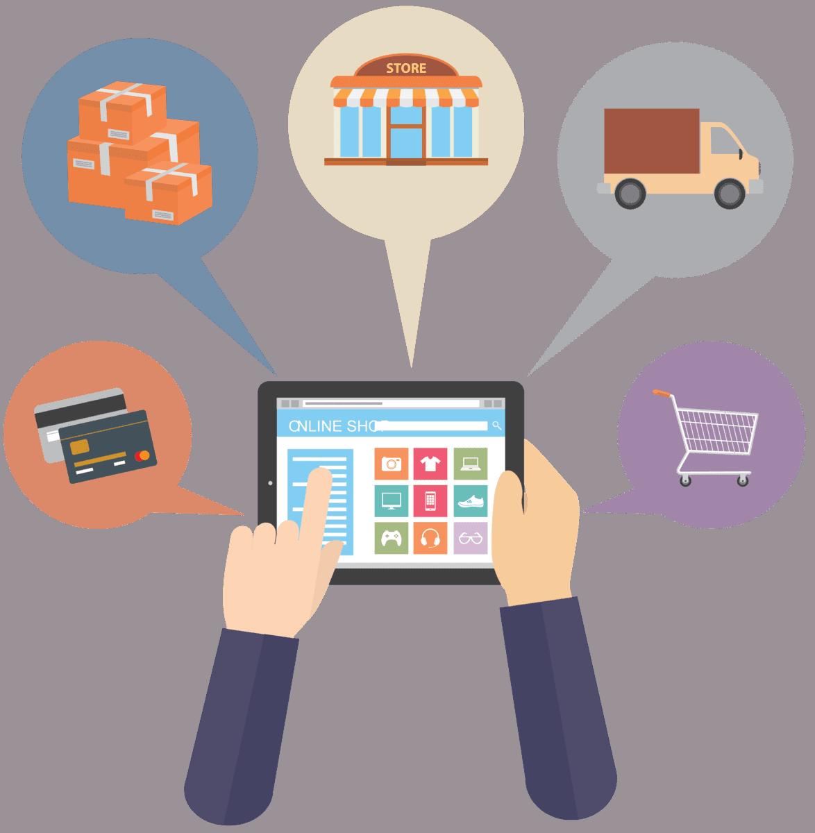 vendita siti internet, siti web. app, e-commerce, social media marketing - agency urban energy
