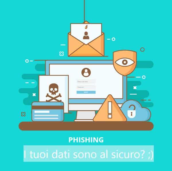 Attacchi phishing alle PEC