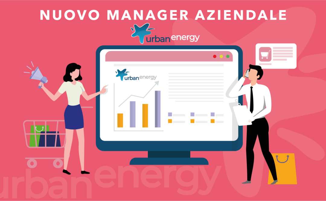 Nuovo manager aziendale Urban Energy