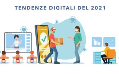Tendenze digitali del 2021